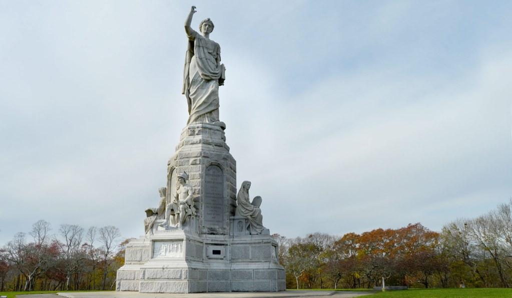 The Pilgrims at 400: Granite Principles, Marble Men