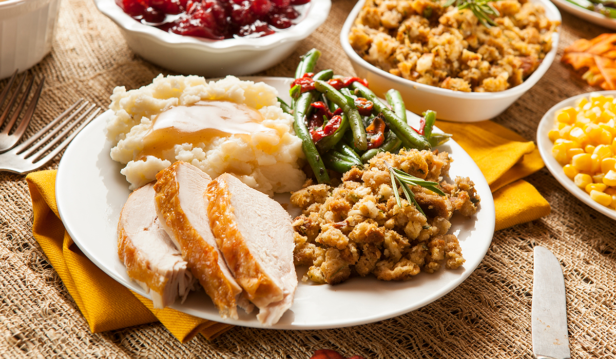 The Right Stuffing: This Thanksgiving, We're Hungry for Tradition | National Review