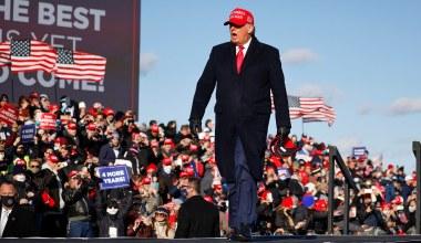Trump May Hold MAGA Rallies Beginning in May: Report