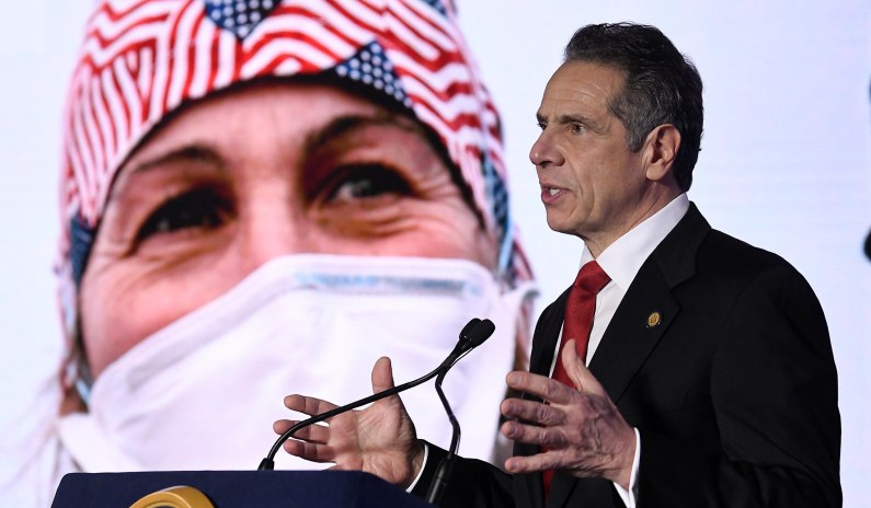 Cuomo Says New York Must Reopen Economy