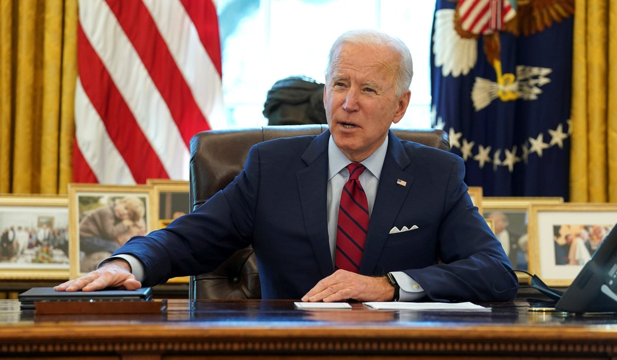 Joe Biden Believes There Is No Government Waste | National Review