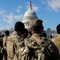 Tom Cotton Calls for National Guard to Be Sent Home