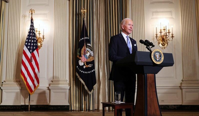 Biden Rejoins Paris Climate Accord in First Environmental Action thumbnail
