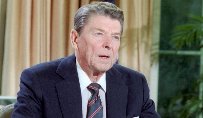 Reagan Ronald