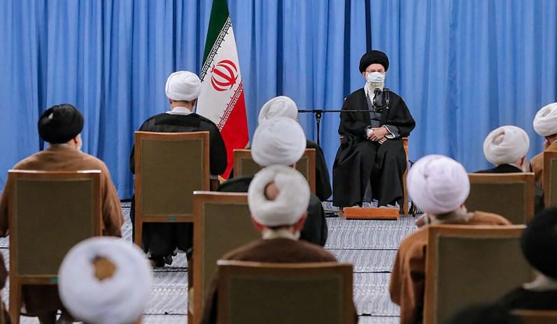 Iranian Supreme Leader Threatens to Raise Uranium Enrichment