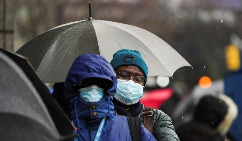 U.S. Life Expectancy Falls amid Pandemic in Biggest Drop Since WWII