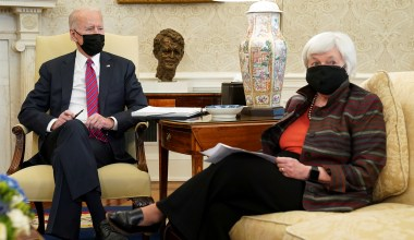 'Stuffing Their Mouths with Gold' — Selling the Biden/Yellen Tax Cartel