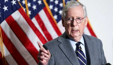McConnell Dismisses Trump's Criticism: 'We're Not Preoccupied with The Past'