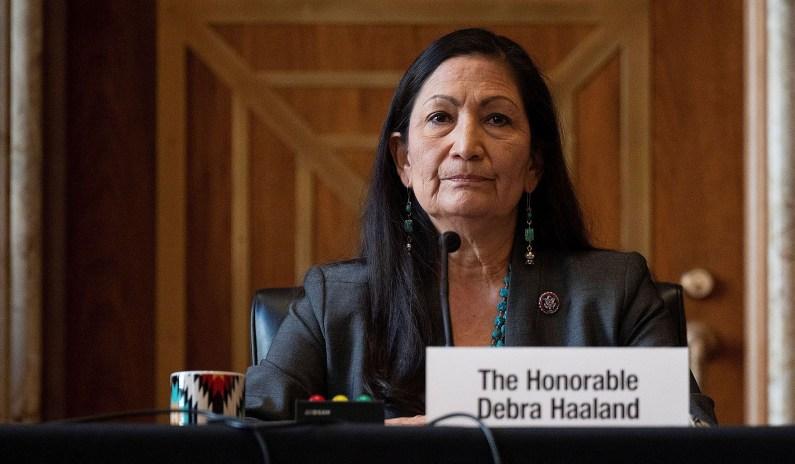 Deb Haaland Could Be a Disaster at Interior