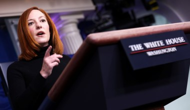 Psaki Says Migrant Surge 'Wasn't Really a Crisis,' Faults Media for Using the Term