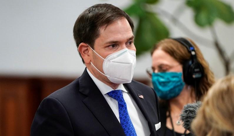 Rubio Backs Amazon Workers' Unionization Drive thumbnail