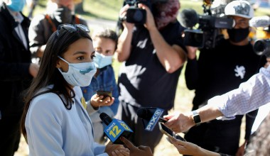 Democrats Burn the Dictionary: Why AOC's Border Newspeak Should Be Ditched
