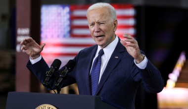 Biden Announces $2 Trillion Infrastructure Bill from Pittsburgh Union Hall: 'Once in a Generation Investment'