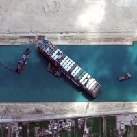 The Suez Canal's History Is Rich with Controversy