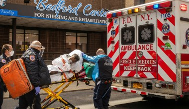 NY Nursing Homes Scrambled for Tests While Cuomo's Family, Friends Received Special Access