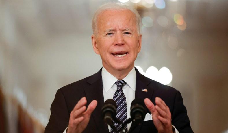 Biden Slams Crimea Vote, Warns Of More Sanctions | HuffPost