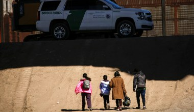 Number of Migrant Children in Border Patrol Custody Triples in Two Weeks