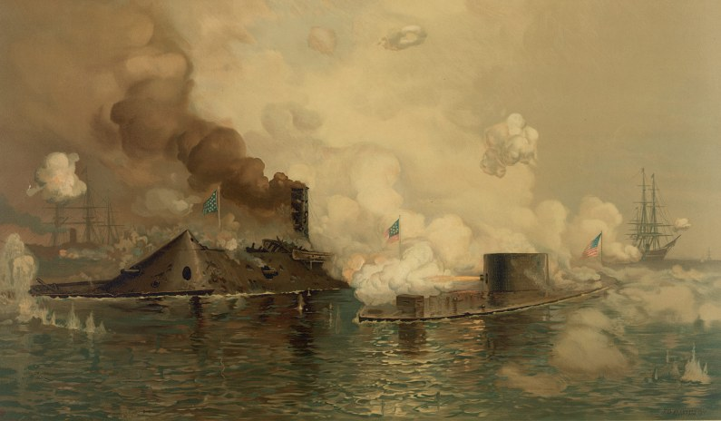 The Day Iron Ships Went to War thumbnail