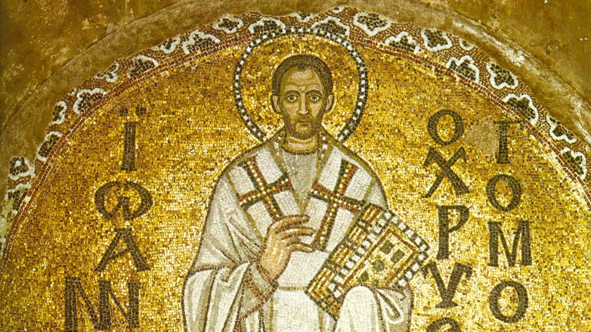 The Paschal Homily of John Chrysostom | National Review