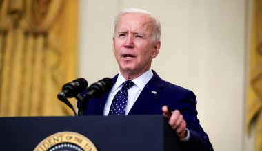 Biden Says He's Praying for 'Right Verdict' in Chauvin Trial, Claims 'Evidence Is Overwhelming'