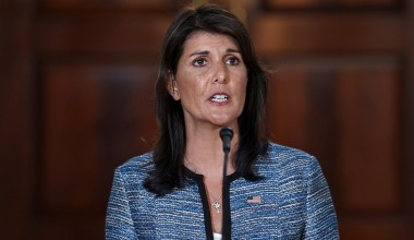 Nikki Haley Vets Miami Mayor as Possible 2024 Running Mate: Report
