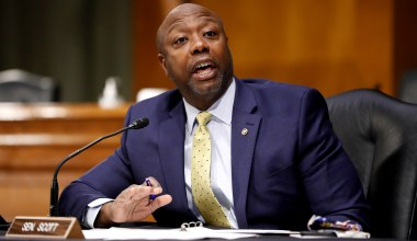 Texas Democrat Resigns after Calling Tim Scott an 'Oreo'