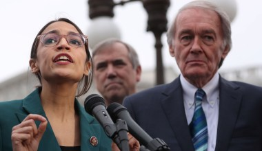 Markey, AOC Reintroduce Green New Deal