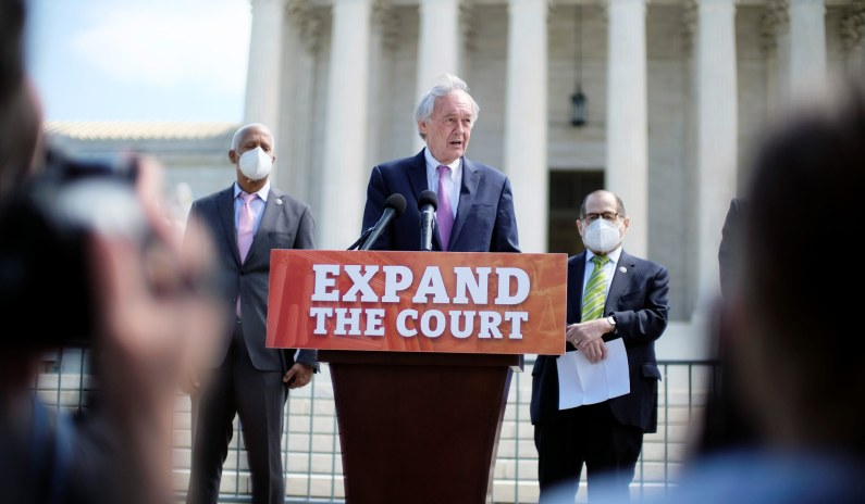 The Supreme Thuggery of Democrats' Court-Packing Scheme thumbnail