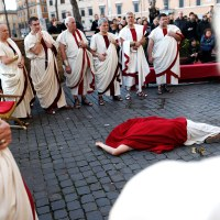 The Bloody Fate of Julius Caesar's Killers