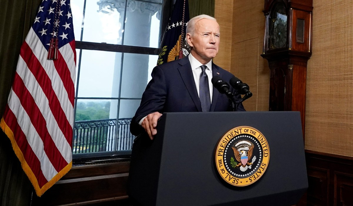 The Question Biden Won't Answer | National Review