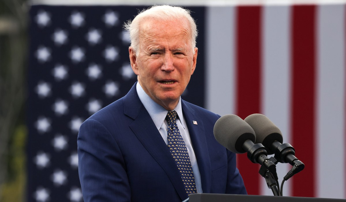 How Many Jobs Would Biden's Infrastructure Plan Create? Zero | National Review