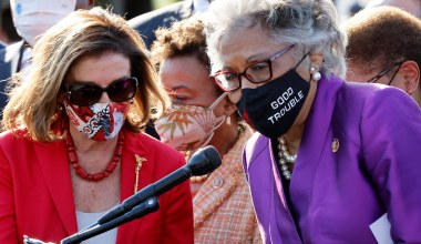 Pelosi: 'Thank You George Floyd for Sacrificing Your Life for Justice'