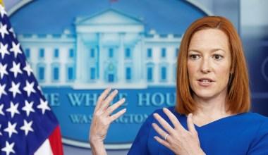 Psaki Backtracks on Biden's False Gun Show Background Check Claim