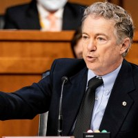 Rand Paul: Biden Should 'Burn His Mask' on TV to Encourage Americans to Get Vaccinated