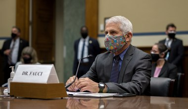 Fauci Claims Pandemic Exposed 'Undeniable Effects of Racism'
