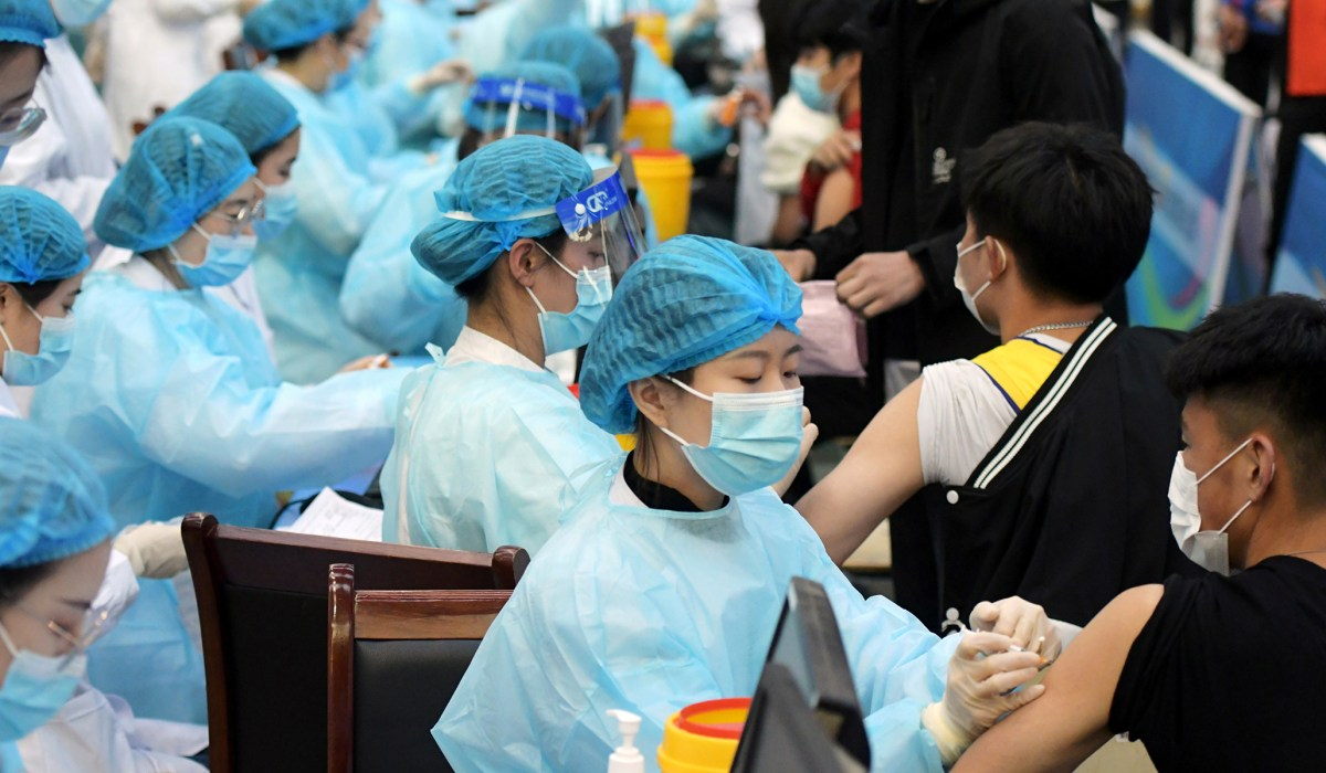 China's Unreliable COVID Vaccine under Fire | National Review
