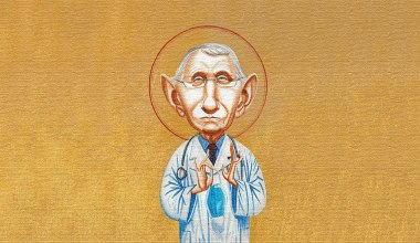 The Fall of Saint Anthony Fauci