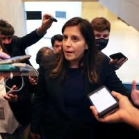 House GOP Votes Stefanik into Cheney's Former Leadership Role