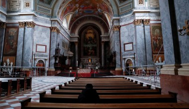 New Study Suggests State Support Weakens Christianity