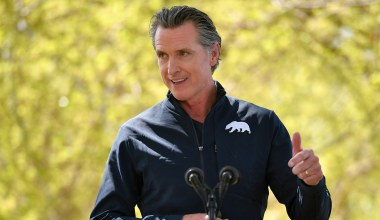 Gavin Newsom Attempts to Bribe Away His Poor Record