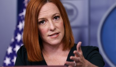 Psaki Dubiously Claims Migrant Influx 'Began during the Trump Administration'