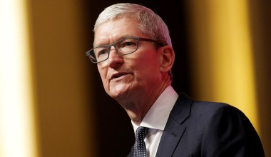 Tim Cook Is Not a Hypocrite