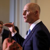 Rick Scott Strikes Optimistic Note on GOP's Future: Americans 'Like What We're Doing'