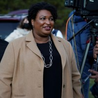 Stacey Abrams Endorses Manchin's Election Law Compromise