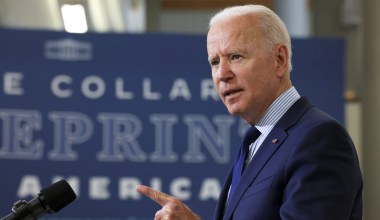 Should All States Tax and Spend Like California? President Biden's Stimulus Plan Could Make It So