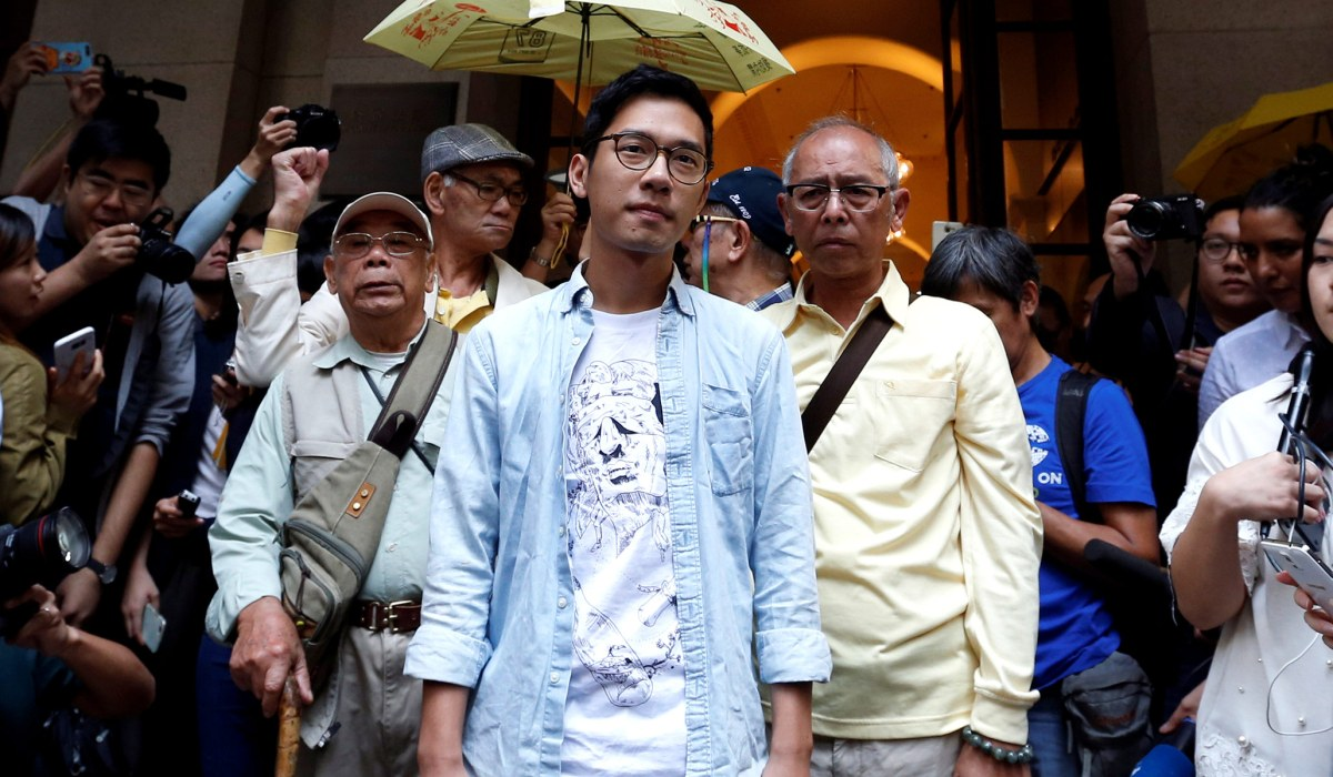 """S imply put, """"2047 has arrived."""" These are the words of Nathan Law, a Hong Kong democracy leader, now in exile. Hong Kong was supposed to have 50"""