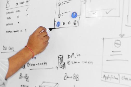 UX design- brainstorming- F1Studioz