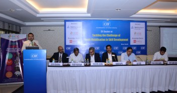 CII-Event-Youth Mobilisation for Skill Development