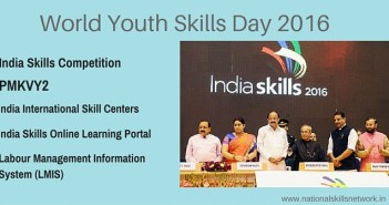 World Youth Skills Day 2016 India