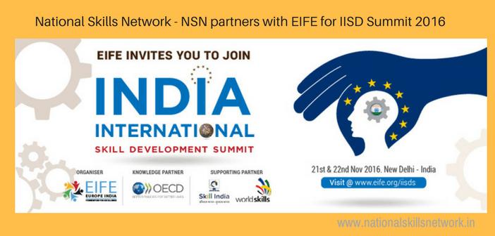 EIFE IISD Summit 2016